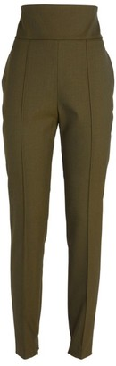 Alexandre Vauthier Tailored High-Rise Trousers