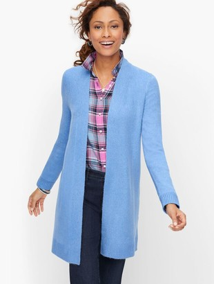 Talbots Open Front Cardigan - Solid
