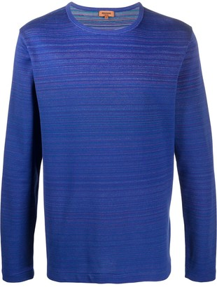 Missoni Knitted Long Sleeve Jumper