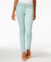 Big Star Alex Ankle Skinny Mint Green Wash Jeans