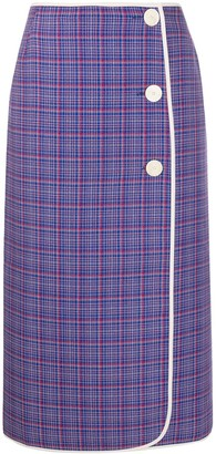 Sofie D'hoore Button-Up Midi Skirt