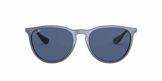 Ray-Ban Unisex's Rb4171 Erika Round Sunglasses