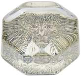 John Derian Lion Tail Monkey Octagonal Paperweight