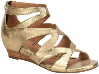 Sofft Leather Dress Sandals - Regan