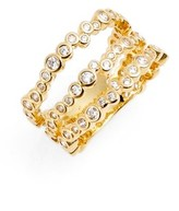 Melinda Maria Women's Arabella Stack Ring