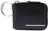 Christian Dior zip fastening wallet