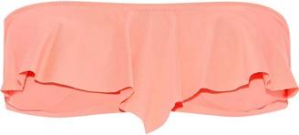 Melissa Odabash Honduras Ruffled Bandeau Bikini Top