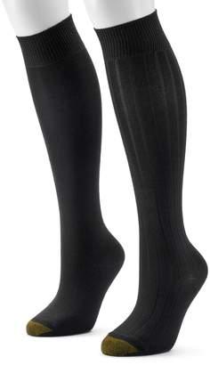 Gold Toe Goldtoe GOLDTOE 2-pk.Ultrasoft Knee-High Socks - Women