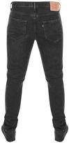 Levis 501 Original Skinny Jeans Black