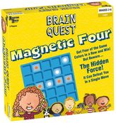 University Games Brain Quest Magnetic Four by