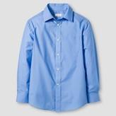 Cat & Jack Boys' Button Down Shirt Cat & Jack - Blue