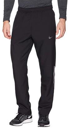 Nike Dry Pants Team Woven (Black/Black/Metallic Hematite) Men's Casual Pants