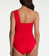 LaBlanca La Blanca One-Shoulder One-Piece Swimsuit