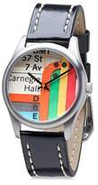 Tokens & Icons Vignelli Subway Map Watch