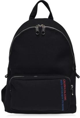 Calvin Klein Canvas Campus Backpack
