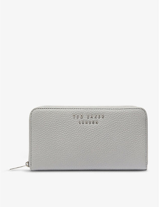 Ted Baker Alleena leather matinee purse