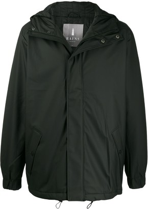 Rains Hooded Raincoat