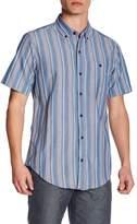 Ezekiel Stillwater Button-down Short Sleeve Regular Fit Shirt