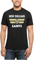 '47 Men's New Orleans Saints Two Bar Splitter T-Shirt
