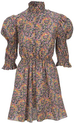 Philosophy di Lorenzo Serafini Floral Print Dress