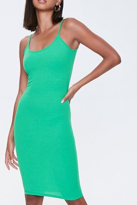 Forever 21 Ribbed Bodycon Dress