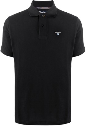 Barbour Logo Embroidered Polo Shirt
