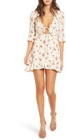 For Love & Lemons Women's Cherry Sundress