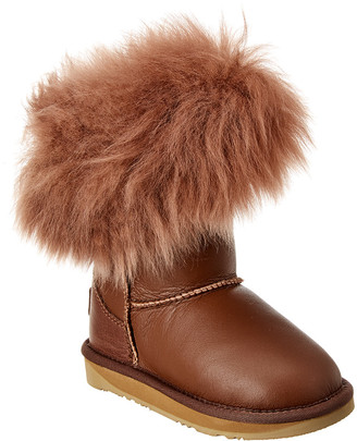 Australia Luxe Collective Fox Tuscany Short Boot