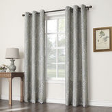 Sun Zero Sun ZeroTM No. 918 Addie Grommet-Top Curtain Panel