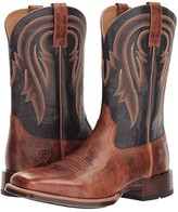 Ariat Plano (Gingersnap/Army Blue) Cowboy Boots