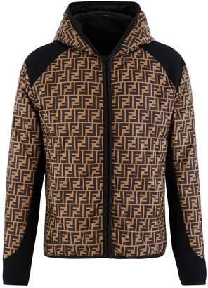 Fendi FF down jacket