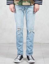 Phenomenon Washed Damage Jeans
