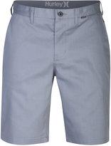 Hurley Men's Flat-Front Worker Shorts