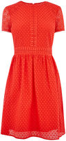 Oasis Lace Day Skater Dress
