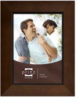 Dakota Prinz 4-Inch by 5-Inch Dark Walnut Wood Frame