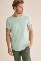 Country Road Longline Garment Dyed T-Shirt