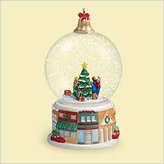 Hallmark 2006 Keepsake Ornament Winter Wonderland 5th Trimming the Tree