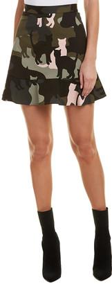 Paul & Joe Sister Camo Cat Skirt