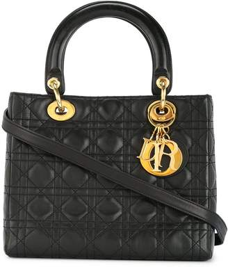 Christian Dior Pre-Owned Lady Cannage bag