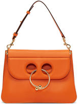 J.W.Anderson Orange Medium Pierce Bag