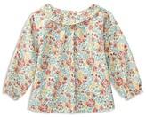 Ralph Lauren Girls' Printed Floral Top - Baby