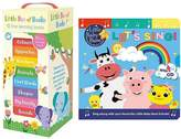 Little Box Of Books - 10 First Learning/Little Baby Bum Sing-along Cd Bundle