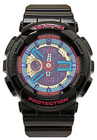 Baby-G Black Resin Ana-Digi World Time Watch