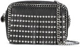 Stella McCartney 'Falabella' zip crossbody bag - women - Artificial Leather/metal - One Size
