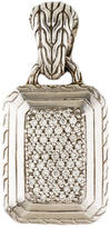 John Hardy Diamond Pavé Classic Chain Pendant