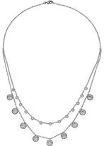 Nina Aleta Circular Drop Necklace