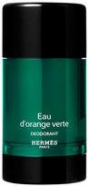 Hermes Eau d'orange verte alcohol-free deodorant stick, 2.5 oz.