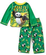 Komar Kids Little Boys 2T-4T Kung Fu Panda Pajama Top & Pajama Pants Set