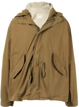 Helmut Lang Pre Owned 1999 Boa jacket