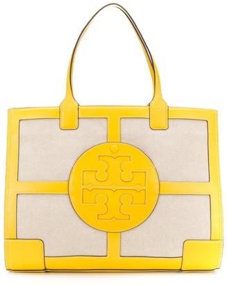 Tory Burch Logo Patch Tote Bag